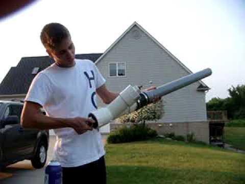Tennis Ball Gun 9