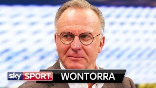FC Bayern-Boss Rummenigge exklusiv! | Wontorra - der KIA Fußball Talk | Sky Sport HD