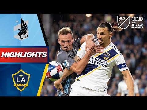 Minnesota United Vs. LA Galaxy | Can Zlatan Inspire Galaxy To Playoff Glory? | HIGHLIGHTS