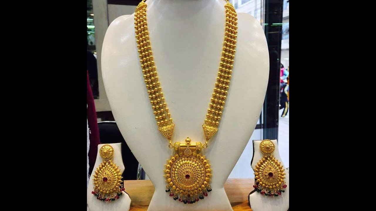 plated one kollamsupreme palakka big pendant designer gold buy online gram