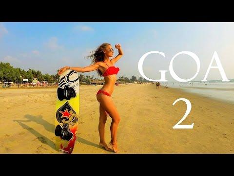 Лето!Солнце!Море!Пляж! ГОА 2| Арамболь |Сколько стоит жить?|Ночные тусовки|Индия|Aambol|Goa|India
