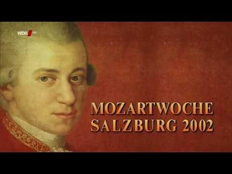 Gidon Kremer und die Kremerata Baltica - Wolfgang Amadeus Mozart Sinfonie Concert Es-Dur KV 320d