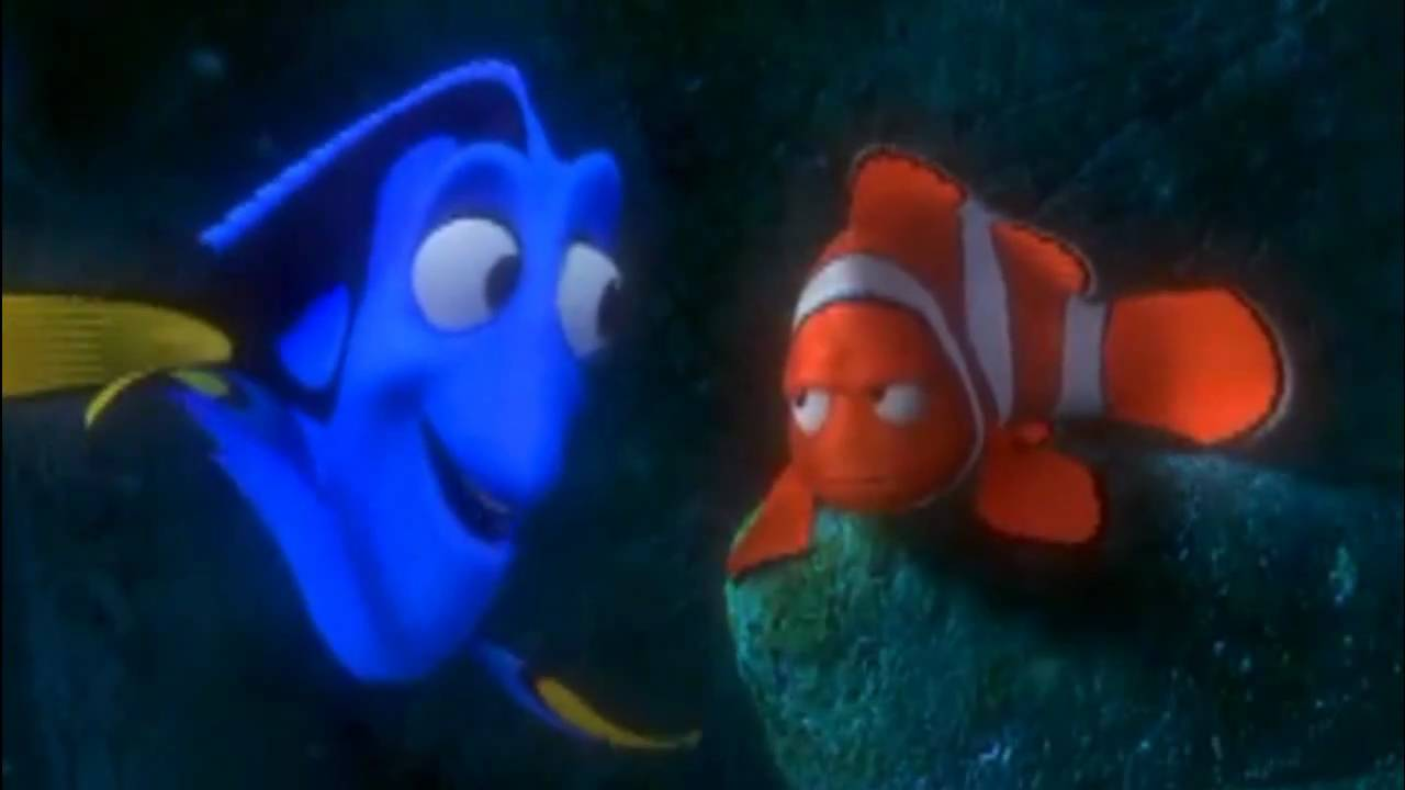 Holiday ~ Finding Nemo, Sherlock Holmes, and The Nightmare Before ... for lamp fish nemo  76uhy
