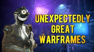 UNEXPECTEDLY GREAT WARFRAMES 2019