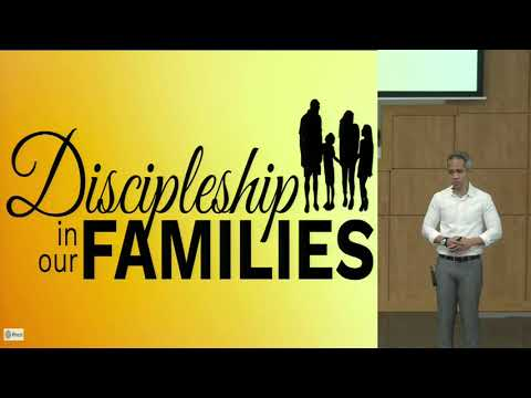 Sept 5, 2021 - Discipleship in Families
