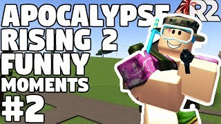 APOCALYPSE RISING - TACTICAL PART 2 | FUNNY MOMENTS (ROBLOX)