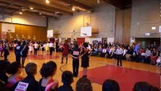 Ballroom Dancing - Merengue - Competition (PS229 Red Team)