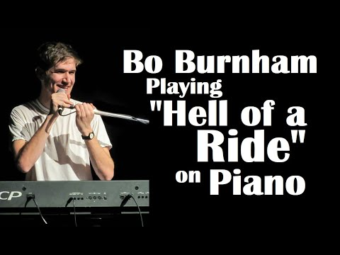 Bo Burnham - Hell of a Ride (Cover) - YouTube
