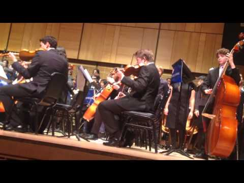 Dwight School Orchestra and Choir - Carnegie Hall