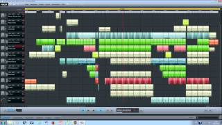 Cottage Party! - Magix Music Maker 2014 Premium (Fast Dubstep/Techno)