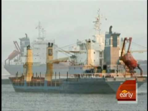 Russian Ship Goes Missing