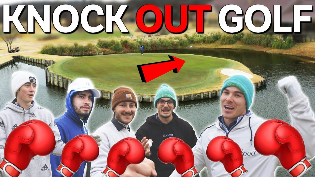 Knockout Golf Challenge   Closest to The Pin