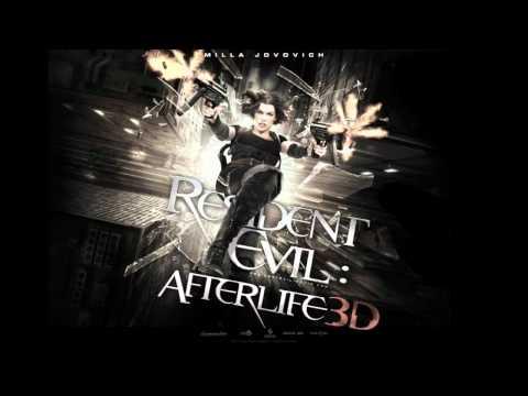 04. Tomandandy - Cutting - Resident Evil Afterlife 3D - Soundtrack OST poster