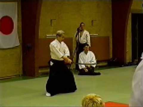 Shoji Nishio Aikido Toho Iai 15 Suemonogiri