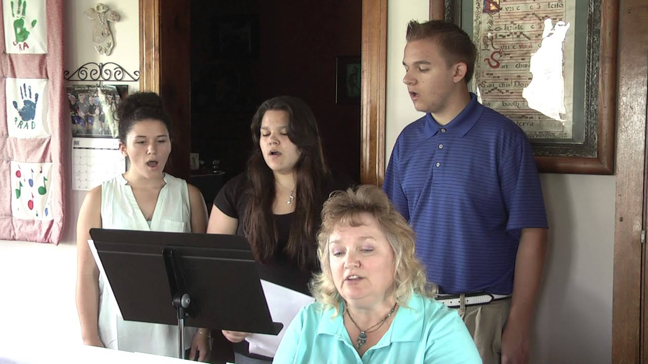 Ron Roberts' song performed by Kathy Kokes and Krew