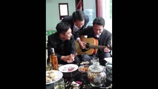Triều Nguyễn vs Guitar Xuân Hưởng cover Sương Lạnh Chiều Đông