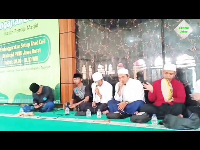 HADROH, SHOLAWATAN DAN PEMBACAAN KITAB SUCI ALQUR'AN | IRMA (Ikatan Remaja Masjid) Kota Bandung