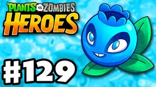 Electric Blueberry! - Plants vs. Zombies: Heroes - Gameplay Walkthrough Part 129 (iOS, Android)