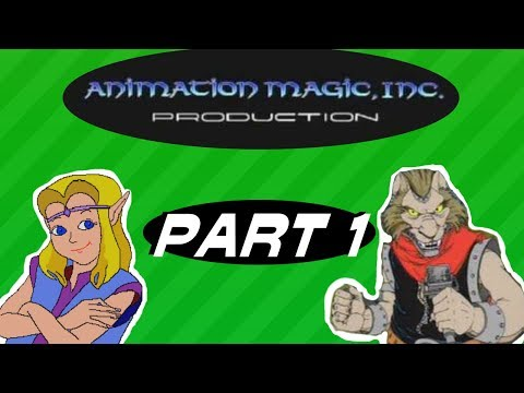 The History of Animation Magic Part 1: Origins, The Zelda CD-i Games, and... A Beat-Em-Up?!