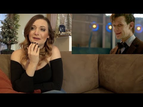 "Day 31) Doctor Who ""Time of the Doctor"" Reaction"