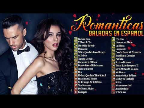 Las 100 mejores baladas en espanol 💘 a Romantica 70 80 90 Para Trabajar y Concentrarse