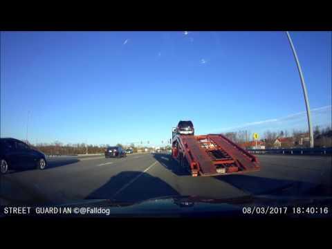 CarMax Car Carrier Asshole