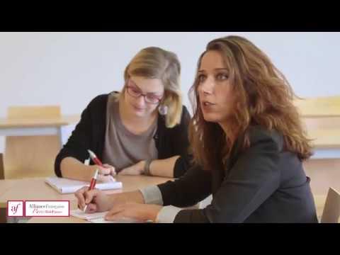 FLE: Enseigner le français et se former à l'Alliance française Paris Ile-de-France