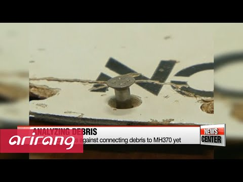 Possible piece of missing Malaysian flight found