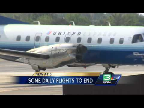 SkyWest pulls daily service out of Modesto Airport