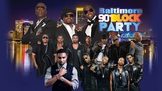 Baltimore 90's Block Party - November 4th, 2017