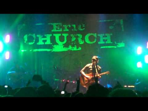 Eric Church encore