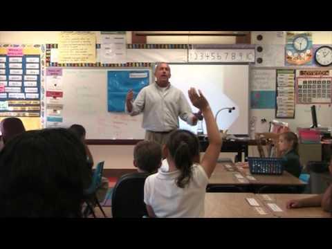 3rd Grade David Matteson Expository Model Lesson