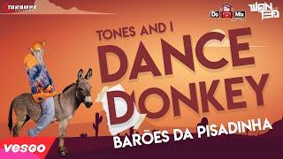 Baixar TONES AND I - DANCE MONKEY - VERSÃO BARÕES DA PISADINHA FT. WANTED