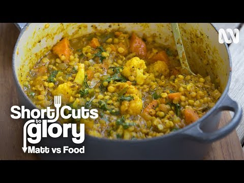 Short Cuts To Glory: How To Cook Vegetable Dahl Curry with Christine Manfield
