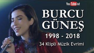 🎧 Burcu Güneş Müzik Evrimi #2 | 1998 - 2018 Youtubeist