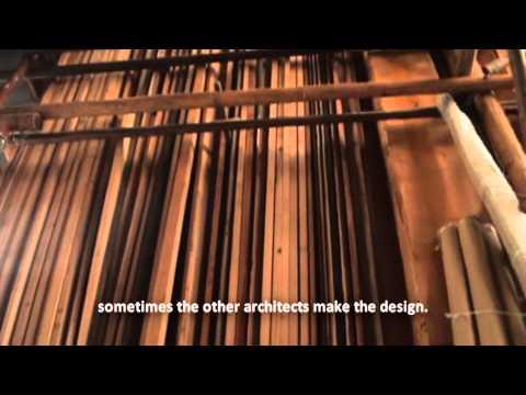 A master of Sukiya-zukuri Style Architecture - Yoshiaki Nakamura