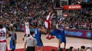 NBA HIGHEST JUMPS | HD