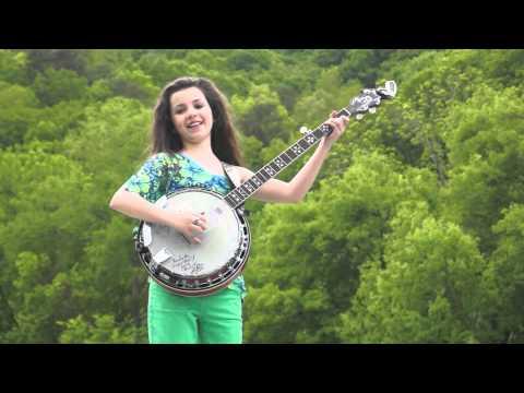 11 year old Willow Osborne Banjo instrumental Rascal Flatts