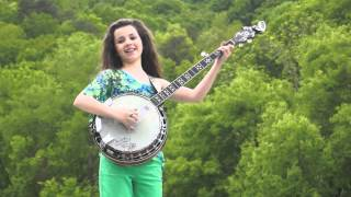 "11 year old Willow Osborne ""Banjo"" instrumental (Rascal Flatts)"