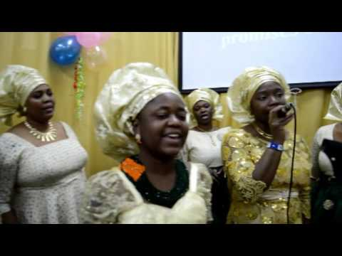 RCCG MIRACLE CENTRE ATHENS PRECIOUS WOMEN CONVENTION DAY 2
