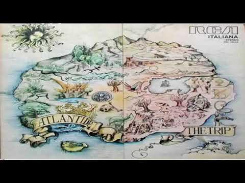 The Trip  Atlantide 1972[Full Album]