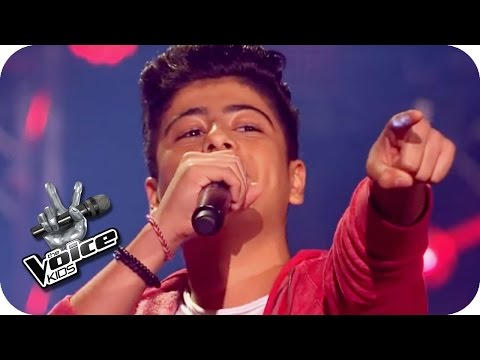 A Great Big World - Say Something (Can) | The Voice Kids 2016 | Blind Auditions | SAT.1