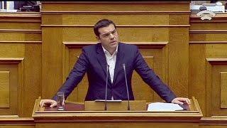 البرلمان اليوناني يصادق باغلبية ضئيلة على موازنة 2016