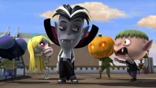 Каспер  Школа страха   2 серия   2006   Мульт сериал   HD 720p
