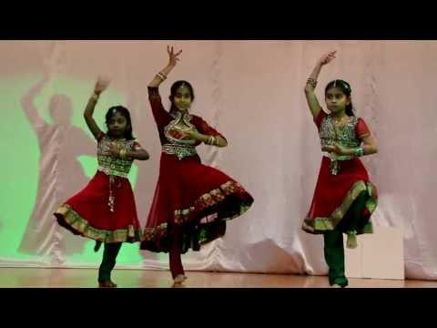 Aathi Pithaa Kumaran - Tamil Classical Dance