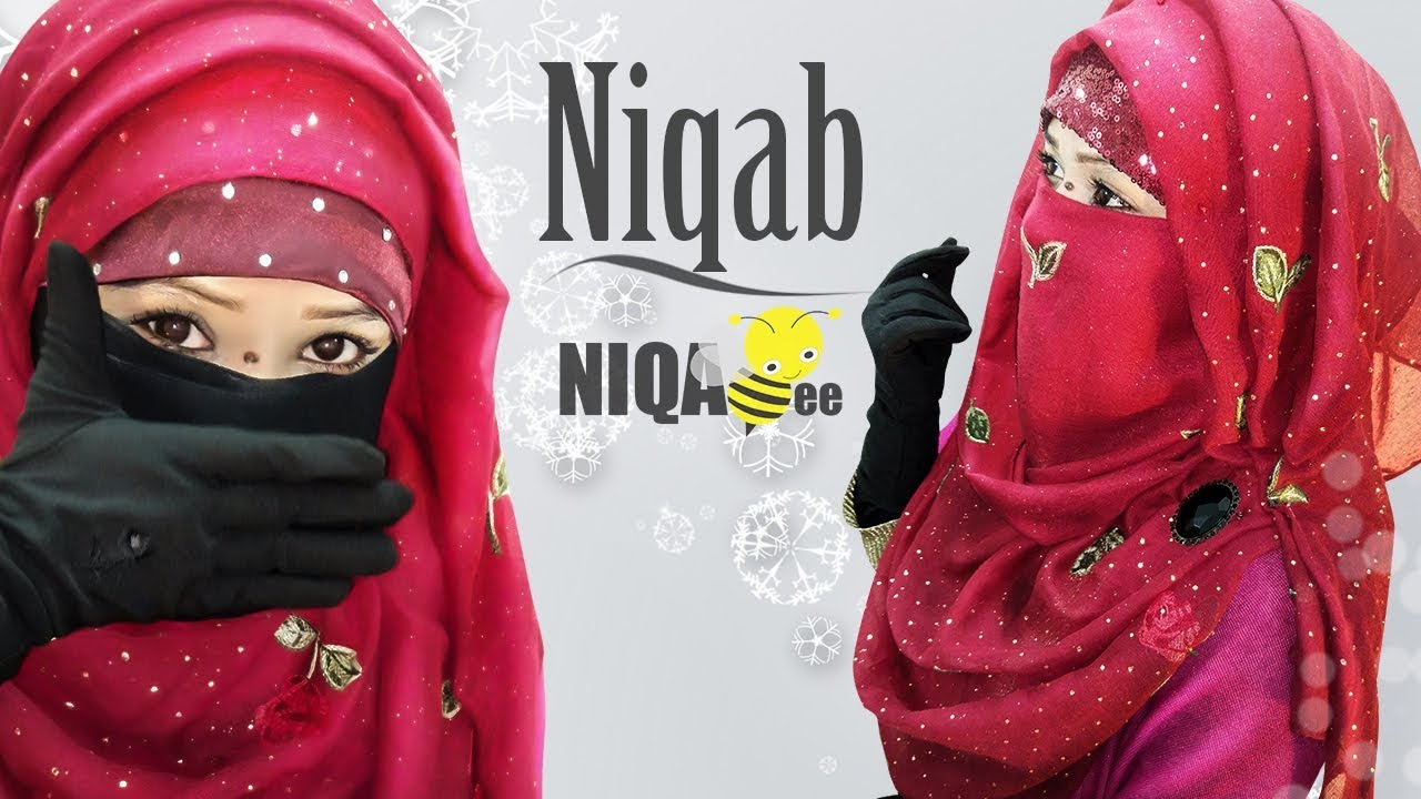 Niqab Fashion Show
