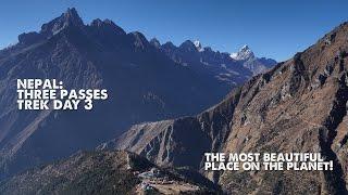 The Three Passes Trek in Nepal-Episode 3-Tengboche Monastery