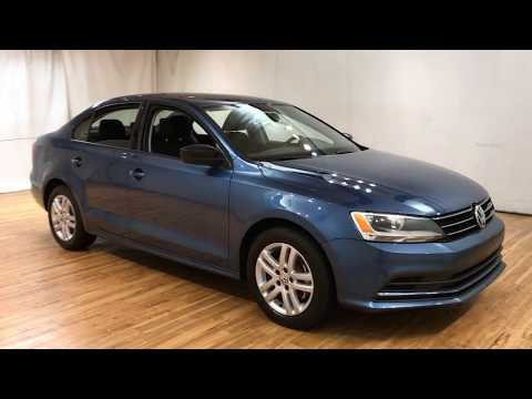 2015 Volkswagen Jetta Sedan 2.0L S 5-SPEED #Carvision