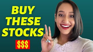 3 HOT STOCKS To BUY TODAY (Undervalued)