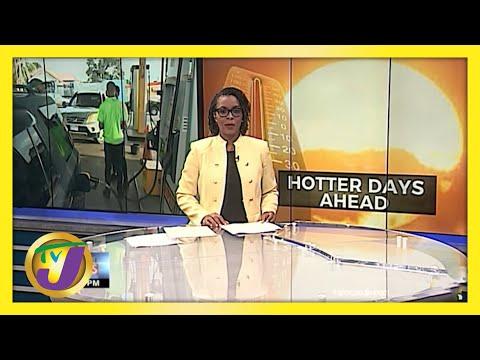 Global Warming | Hotter Days Ahead | TVJ News